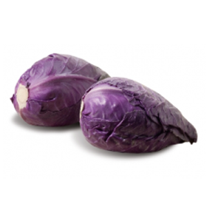 Red pointed cabbage