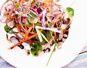 Salade rode spitskool